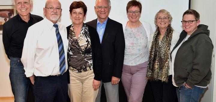 Bei der Wahl des Vorstands gab es keine Neuerungen. Alle Mitglieder stellten sich zur Wiederwahl und wurden einstimmig in ihren Ämtern bestätigt. Christian Dittrich bleibt weiter 1. Vorsitzender. Als Stellvertreter wurden Anita Schindler, Gabriele Pichelmaier, Kurt Köhler, Dr. Heinz Wichert, Vera Greif und Ingrid Fütterer wiedergewählt.