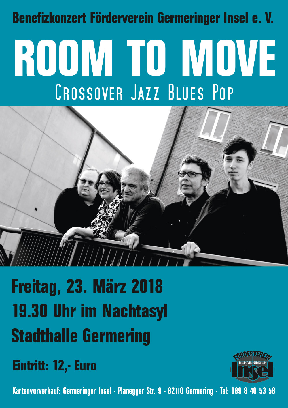 Benefizkonzert mit Room to Move